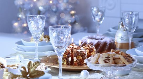 Christmas festive menu - Heriot