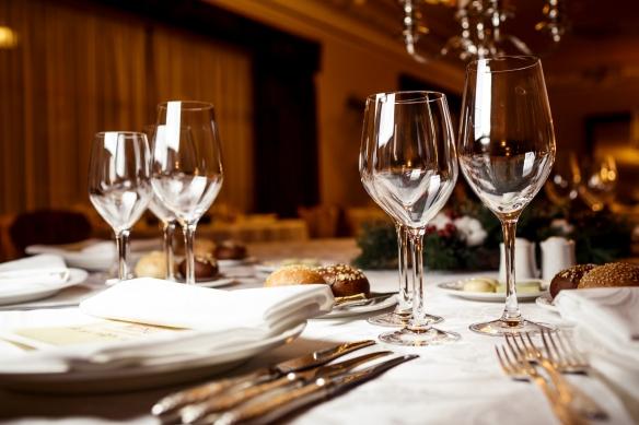 Wedding banqueting menus